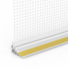 ADL-PROFIL MIT BEWEGUNGSMEMRAN, Putzdicke: 9 mm, 260 cm