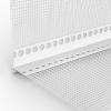 GIMA PVC-TROPFKANTENPROFIL MIT WDVS-GEWEBE, Putzdicke: 3-4 mm, 200 cm
