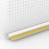 PVC-LAIBUNGSANSCHLUSSPROFIL SL FÜR INNEN, Putzdicke: 6 mm, 240 cm