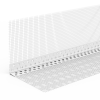 FLEXIBLER PVC-GEWEBE-ECKWINKEL, Schenkel: 10 x 15 cm, 250 cm