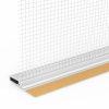 LAP 3D LAIBUNGSANSCHLUSSPROFIL, Putzdicke: 9 mm, 260 cm