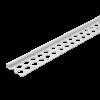 GIMA PVC ABSCHLUSSPROFIL FÜR AUSSENPUTZE, Putzdicke: 10 mm, 260 cm