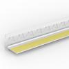 LAIBUNGSANSCHLUSSPROFIL BASIC LINE, Putzdicke: 6 mm, 260 cm