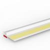 ANPUTZPROFIL MIT FLEXIBLER KLEBELASCHE, Putzdicke: 9 mm, 260 cm