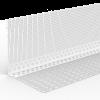 GIMA KOMBIWINKEL DIN, Schenkel: 12,5 x 12,5 cm, 250 cm