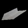GIMA GLASFASER-ARMIERUNGSPFEIL® WEISS LIGHT, MW 4 x 4 mm, 33 x 50 cm