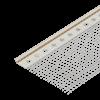 GIMA PUTZABSCHLUSSPROFIL, Putzdicke: 6 mm, 200 cm