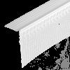 GIMA WDVS-SOCKELEINSTECKPROFIL PVC